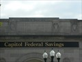 Image for 1929 - Capitol Federal Savings Bldg. - Emporia, Ks.