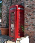 Image for Red Telephone Box - Addison, TX