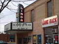 Image for Neon Sign at Linda Theatre - Akron, Ohio