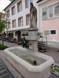 Image for Fountain Hauptstraße - Hüfingen, Germany, BW