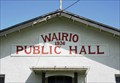 Image for 1936 — Wairio Public Hall — Wairio, New Zealand