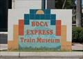 Image for Boca Express Train Museum - Boca Raton, Florida