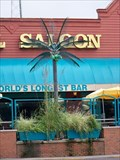 Image for Beer Barrel Saloon Electric Palm Trees - Put-in-Bay - South Bass Island, Ohio