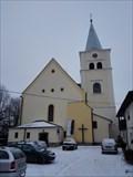 Image for Parish Church of the Assumption of the Virgin Mary - Valašské Mezirící, Czech Republic