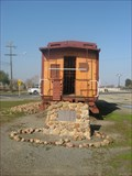 Image for SP 1212 Caboose - Byron, CA