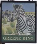Image for Zebra - Newmarket Rd, Cambridge, Cambridgeshire, UK.