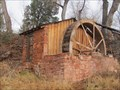 Image for Water Wheel at Crescent Moon Ranch Receation Area - Sedona, AZ
