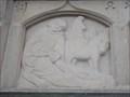 Image for The Good Samaritan Mauritius Kirche Betzingen, Germany, BW