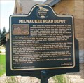 Image for Packers Heritage Trail - Milwaukee Road Depot