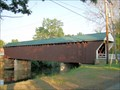 Image for Newton Falls Covered Bridge  -  Newton Falls, OH