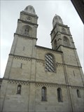 Image for Grossmünster Bell Tower - Zurich, Switzerland