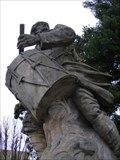 Image for Military Drummer - The War Monument - Usti nad Orlici, Czech, EU