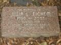 Image for Julia L. Eichem - Wamego, KS