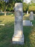 Image for Hershel Taylor - Keenan Cemetery - Farmers Branch, TX