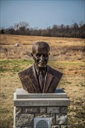 Image for Bust of George Washington Carver – George Washington Carver National Monument – Diamond, Missouri