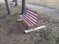 Image for Veteran Memorial Bench - Big Spring Park - Cotter AR