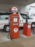 Image for Mobil Gas Pump  -  Grand Junction, IA