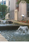 Image for Fountain at the Comerica Bank Tower, Dallas, TX  USA
