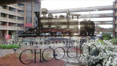 veritas vita visited Chattanooga Choo-Choo Hotel