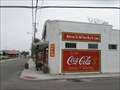 "Image for Coke Mural - ""Old Town"" Bay St. Louis, MS"