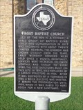 Image for Frost Baptist Church