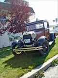 """Image for 1930 Ford Model A - Model """"A"""" Inn - Cranbrook, BC"""