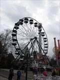 Image for Ferris Wheel, Drayton Manor, Staffordshire, England, UK