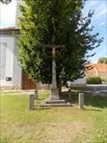Image for Kríž u kostela - Kestrany, okres Písek, CZ