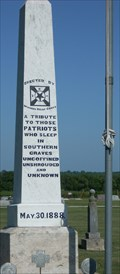 Image for Melvern Tribute Obelisk - Melvern, Ks