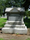 Image for Charles L. Robinson - Oak Hill Cemetery - Lawrence, Ks.