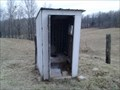 Image for Outhouse at Bunker Hill School near Anderson, MO