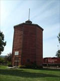 Image for Canadian Pacific Railway Water Tower - Cranbrook, BC