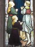 Image for Windows   - Church of  Holy Trinity   Elsworth  Camb's