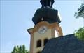 Image for Uhr Johanneskirche Imst, Tirol, Austria