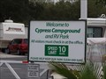 Image for Cypress Campground and RV Park - Free WIFI - Cypress Gardens Blvd., Winter Haven, Florida