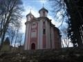 Image for Kostel sv. Kateriny - Lázne Sv. Kateriny, okres Pelhrimov, CZ