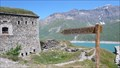 Image for Fort de Variselle - Lanslebourg-Mont-Cenis, France. 2100 M.
