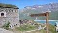 Image for Fort de Variselle - Lanslebourg-Mont-Cenis, France. 2100 M.