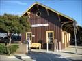 Image for OLDEST - Passenger depot still in use in California - Santa Clara, CA