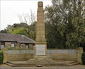 Image for Combined World War I and World War II Obelisk – Littleborough, UK