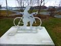 Image for A la mémoire d'une victime de la route-La Prairie-Québec, Canada