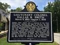 Image for Lieutenant Colonel Dallas B. Smith - Opelika, AL