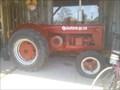Image for Vieux tracteur à la ferme Quinn, / Old tractor at the Quinn farm, Île Perrot, Qc