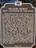 Image for Nelson Dewey First Governor of Wisconsin - Lancaster, WI