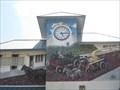 Image for Fire Station 52 Clock - Safety Harbor, FL