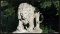 Image for Lion and snake, Memorial of 1866 War, Dohalice, Czech Republic