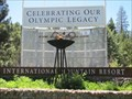 Image for Celebrating Our Olympic Legacy - Squaw Valley, CA