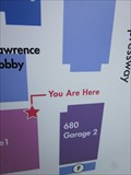 """Image for Kaiser Parking Structure """"You are here"""" - Santa Clara, CA"""