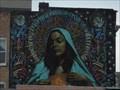 Image for Virgin Mary Mural - Salt Lake City, Utah
