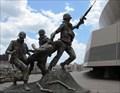 Image for Vietnam War Memorial, Louisiana Superdome, New Orleans, LA, USA